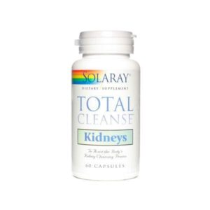 TOTAL CLEANSE Kidneys 60 cápsulas (Solaray)