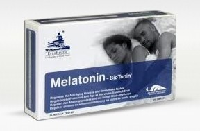 Melatonin 1.9 mg sublingual 120 pastillas (Eurohealth)
