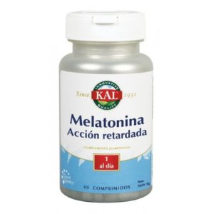 MELATONINA ACCION RETARDADA CON 5-HTP