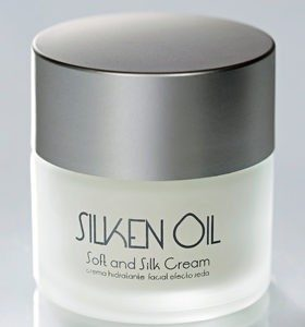 SILKEN OIL CREMA HIDRATANTE FACIAL 50 ML