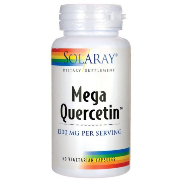 Mega Quercitin 600 mg (SOLARAY)